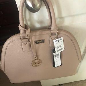 BCBG Paris Bowling Bag Handbag-Brand New w/Tags